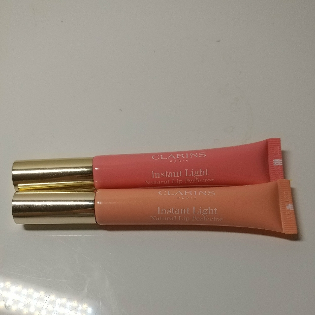 Clarins Instant Light Perfector Lip Gloss
