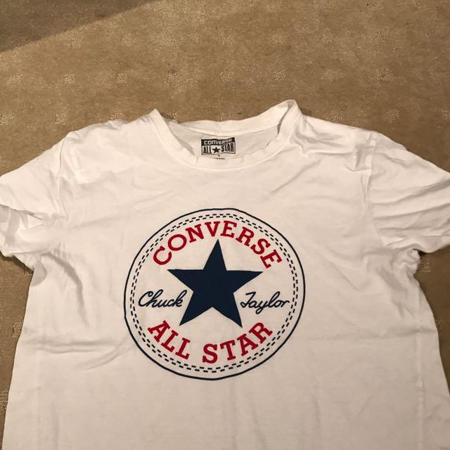 Converse Classic Logo Tee