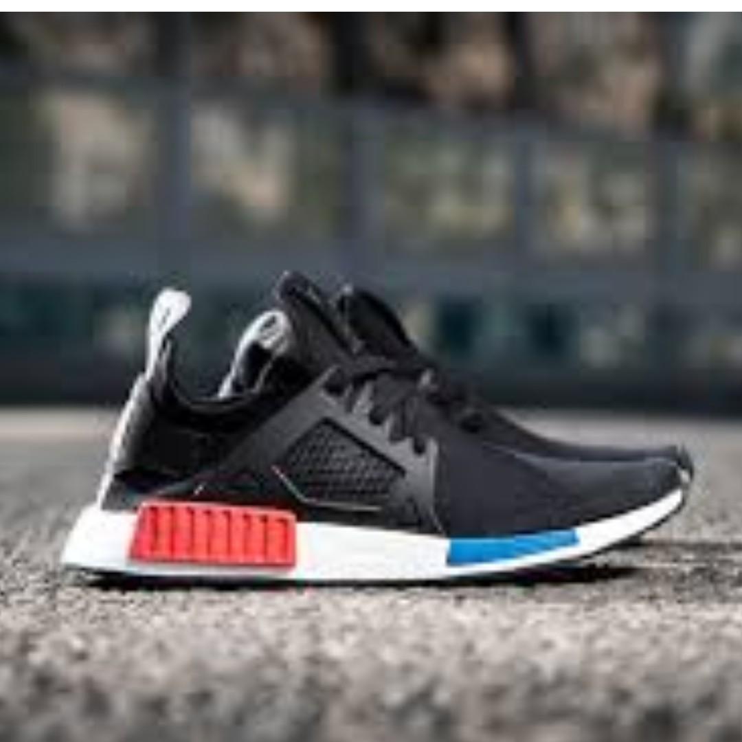 Avvikling Mennesker Adidas Nmd Xr1 Og Canada Pleie
