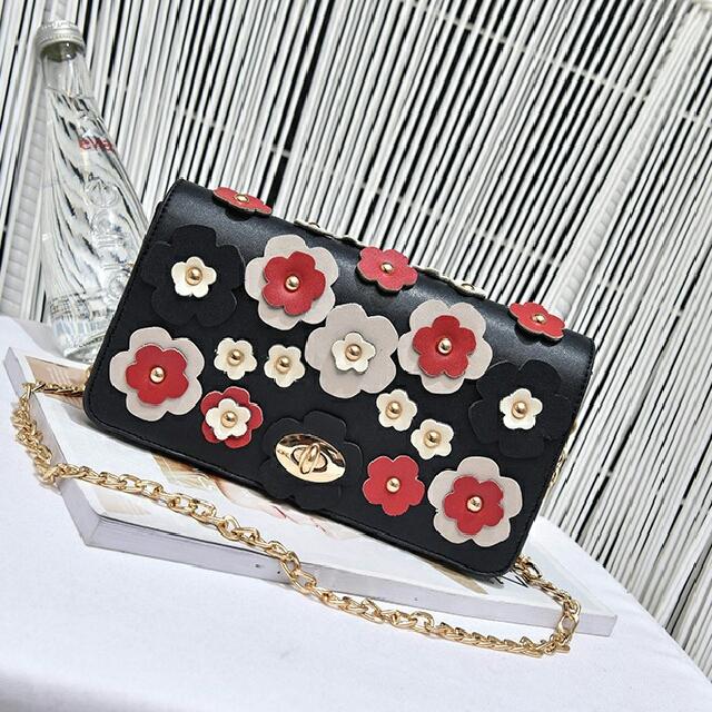 D1669 Floral || Tas Import || Tas Fashion || Tas Batam || destyannis || Dazzling Tabby