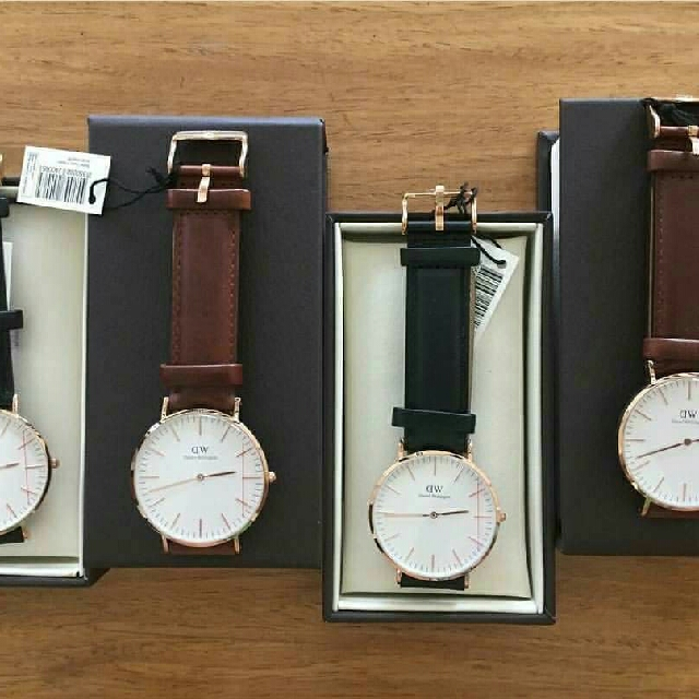 Daniel Wellington watch unisex