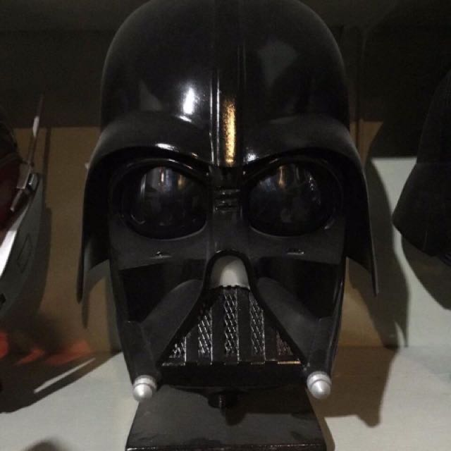 Darth Vader helmet 1:1 replica with Voice Changer