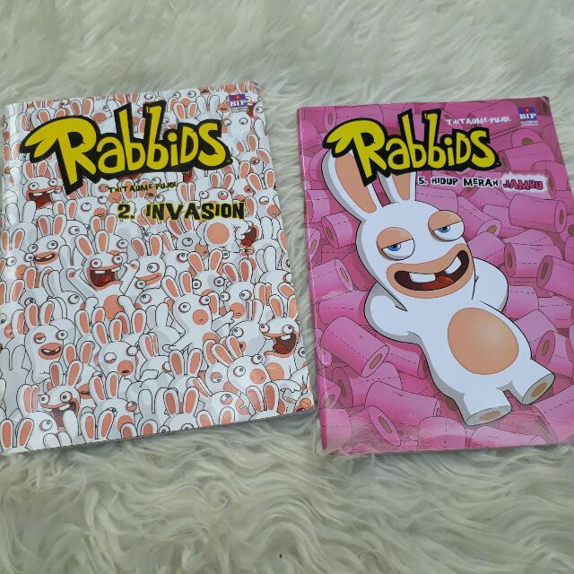 The Rabbids Comic Edition