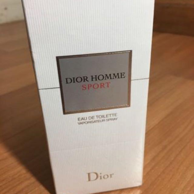 Dior homme sport 2017 version brand new sealed 75ml