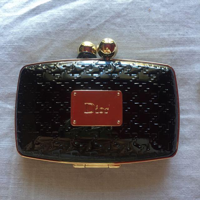 DIOR Limited edition minaudière purse makeup palette