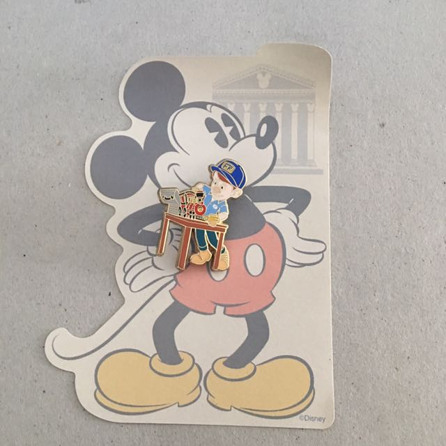 Disney Pin Trading - Wreck-It Ralph - Fix-It Felix - Toys for Tots