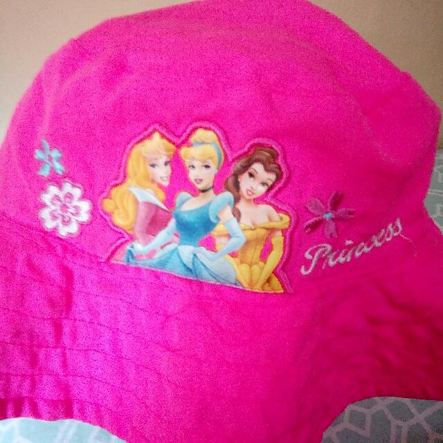 Disney Princess summer hat