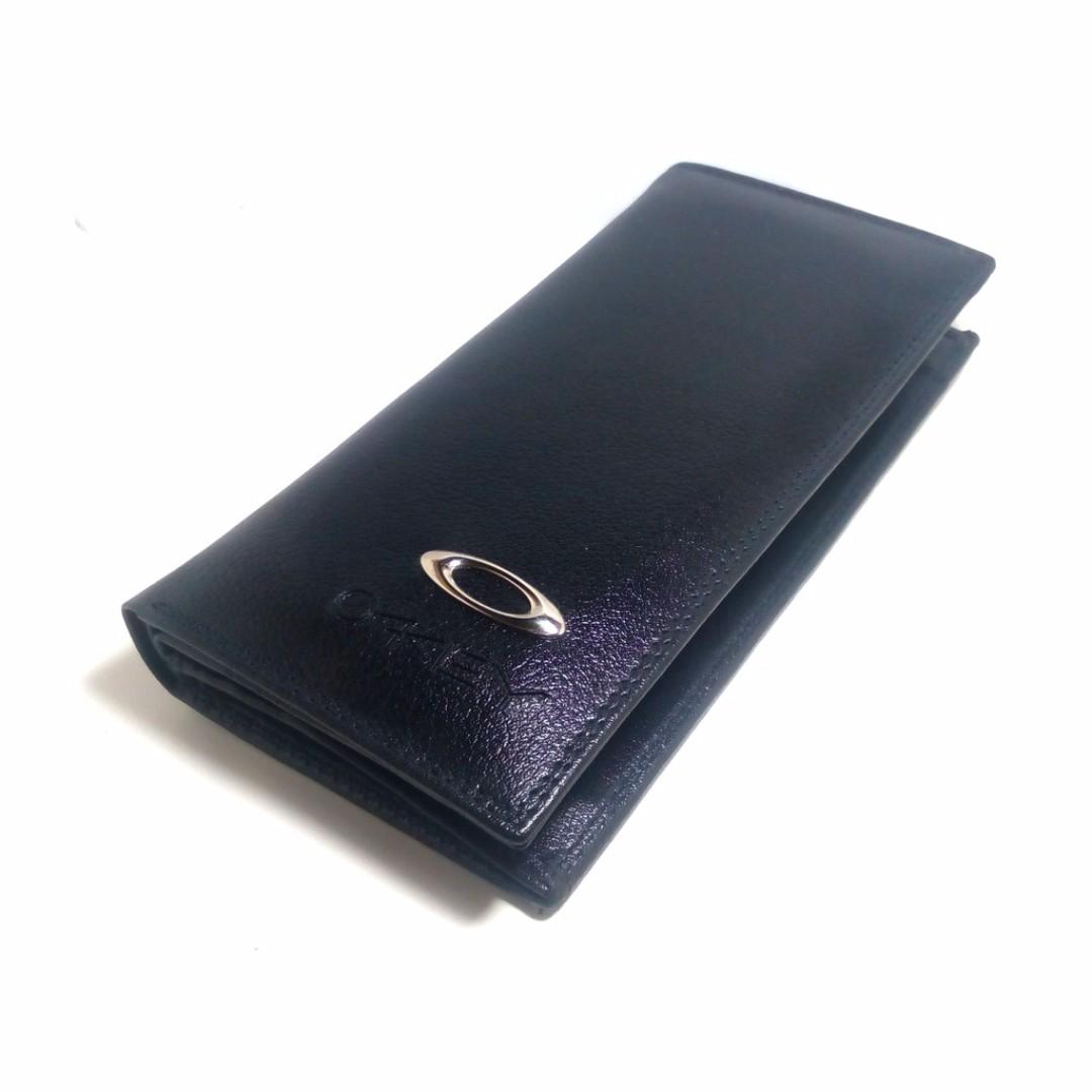 Dompet Panjang Pria Wanita Import Merk OAKLEY IF-1078