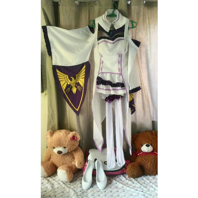 Emilia Costume (sold)