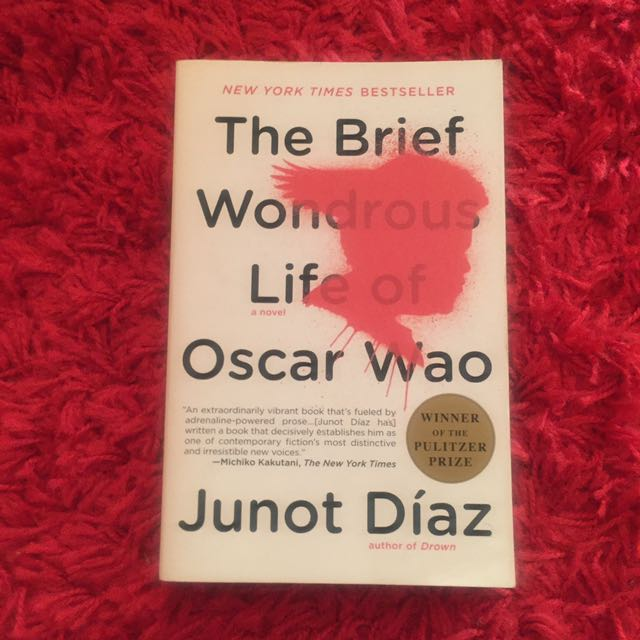 ENG250: The Brief Wondrous Life of Oscar by Junot Díaz