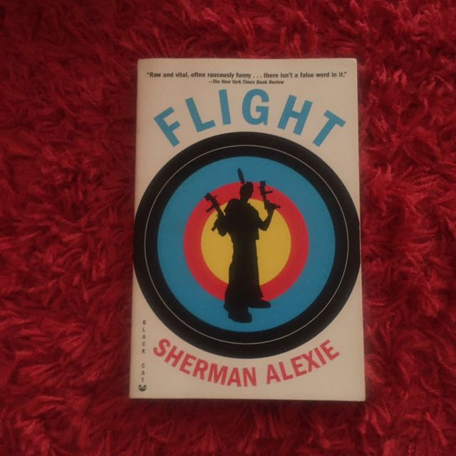 Flight by: Sherman Alexie