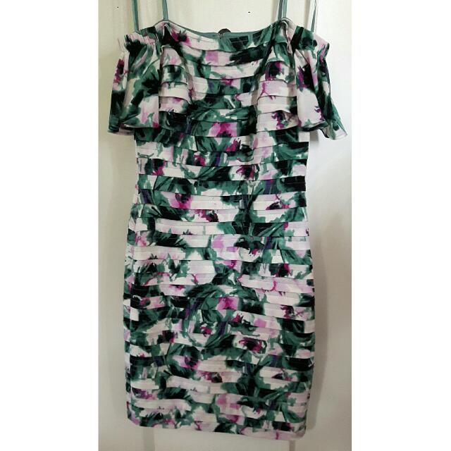 Reserved Floral Dress - London Times