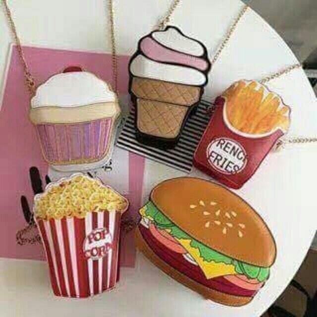 Food Sling Bag