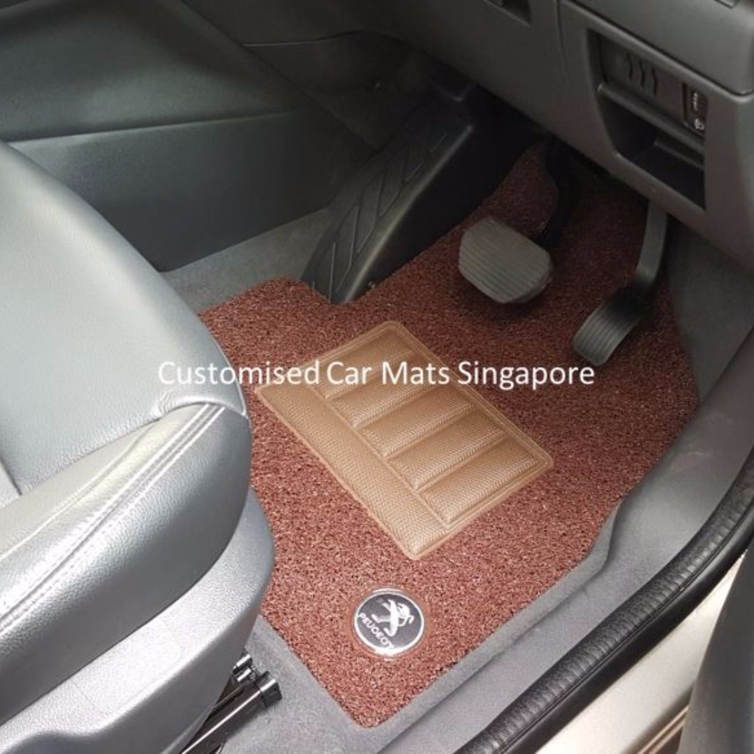 Free Delivery Custom Made Carmats Peugeot 5008 Car Accessories