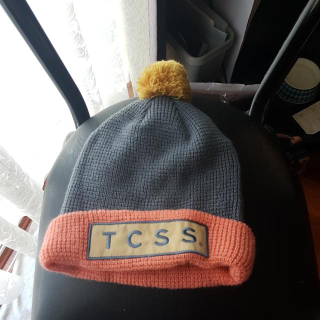 FREE WITH ANY PURCHASE T.C.S.S Beanie