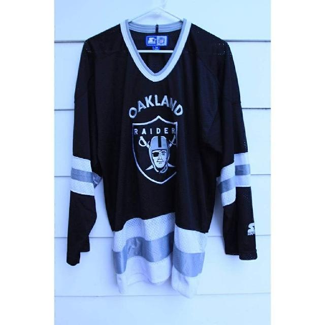 genuine Oakland Raiders Starter Jersey