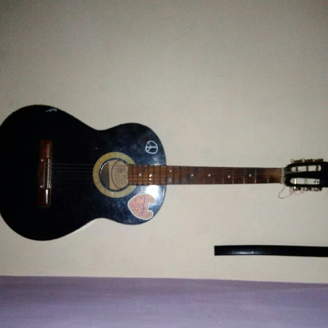 Gitar Yamaha G 225 Music Media Instruments On Carousell