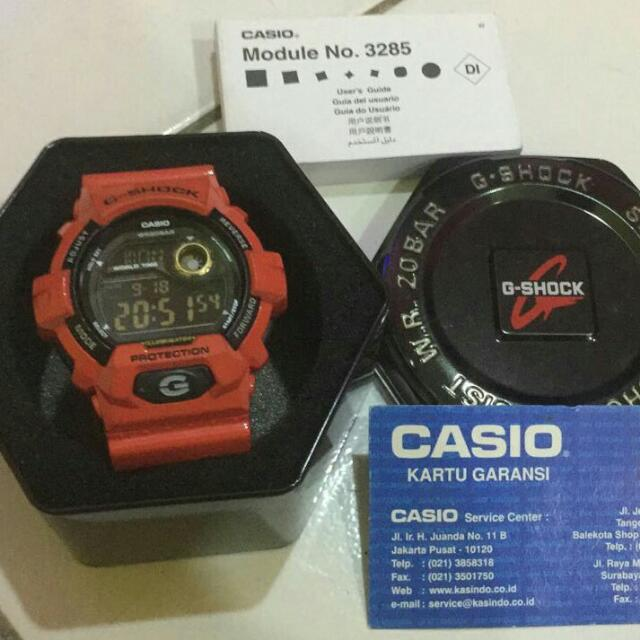 Gshock G 8900A second mulus