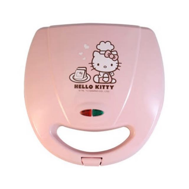 Hello Kitty吐司機