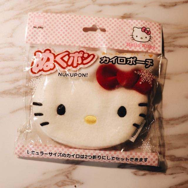 Hello kitty 面紙套