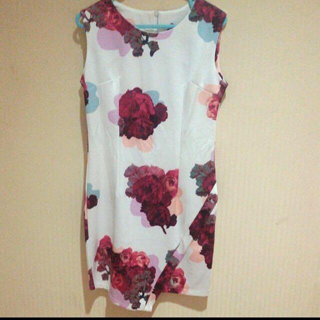Herfit Flower Dress