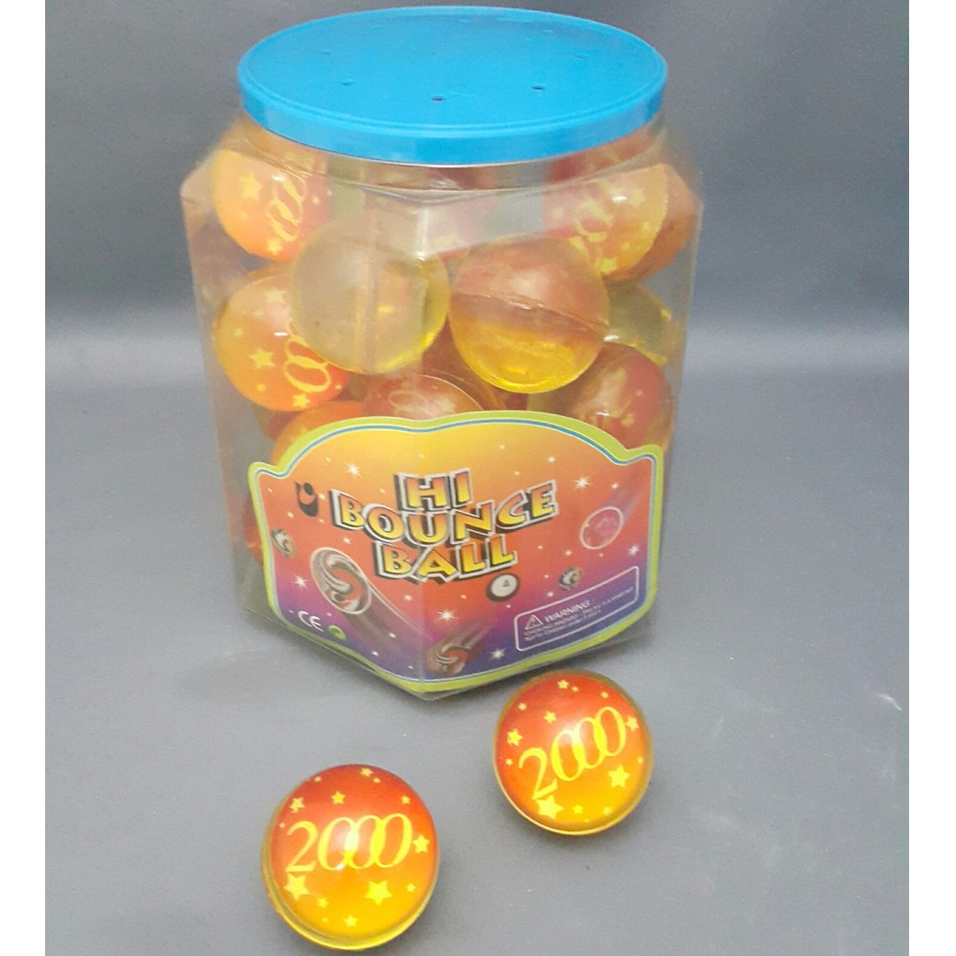 HI BOUNCE BALL 2000 [2630]
