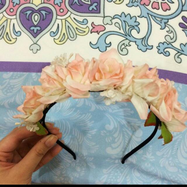 H&M Flower Headband