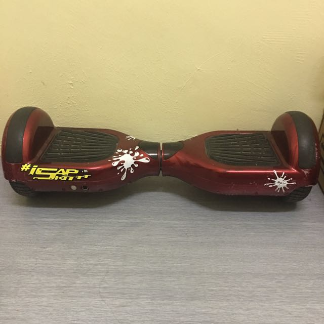 Hoverboard first edition