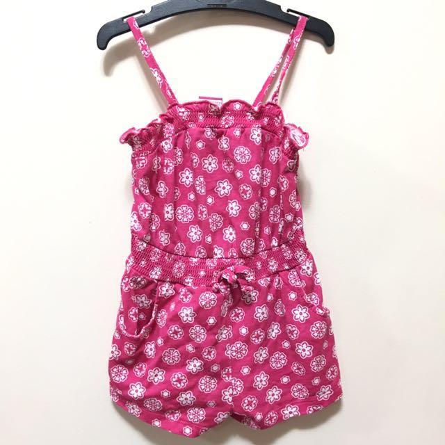 H+T baby jumpsuit