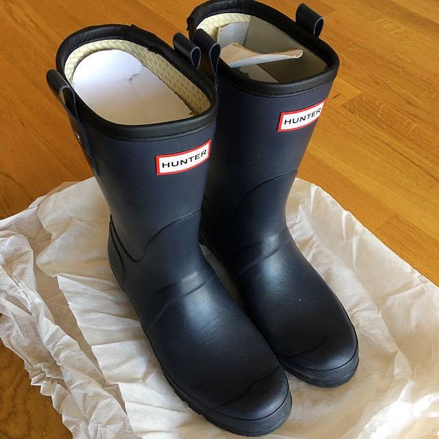 HUNTER short boots EU 42