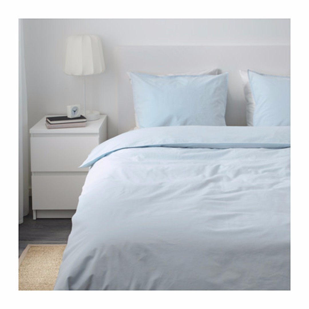 IKEA Quilt cover and pillowcases