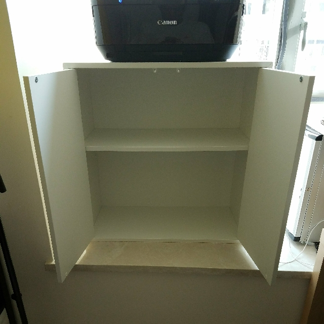 Eket Cabinet With Door And 2 Shelves Mail Cabinet
