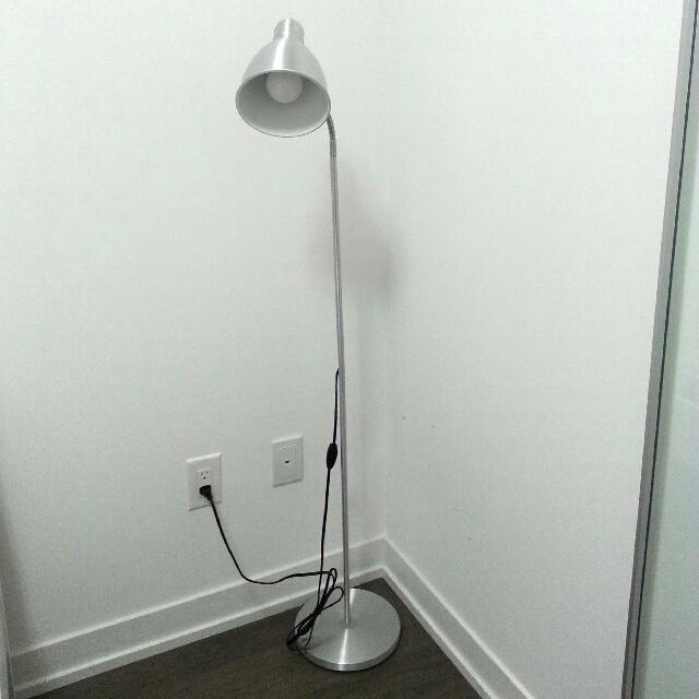 IKEA Assemble Floor Lamp