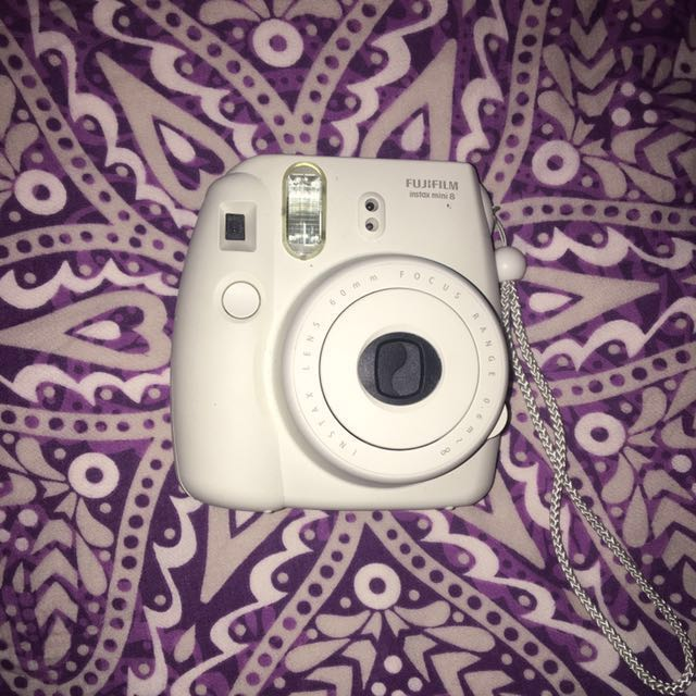 Instax Mini 8, FUJIFILM, Polaroid