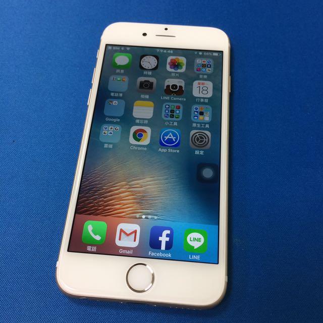 "售iPhone6 4.7"" 64G 金色"