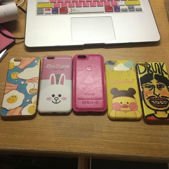 蘋果iphone6 iphone6s手機殼
