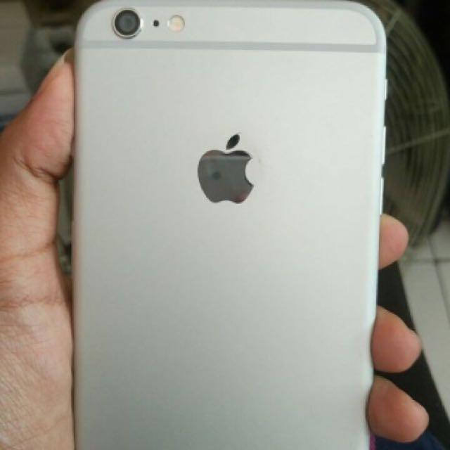 Iphone 6plus gray