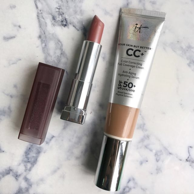 it Cosmetics CC Cream Foundation w/ SPF 50+ (Tan)