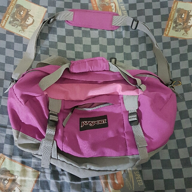 Authentic JanSport Duffle Bag