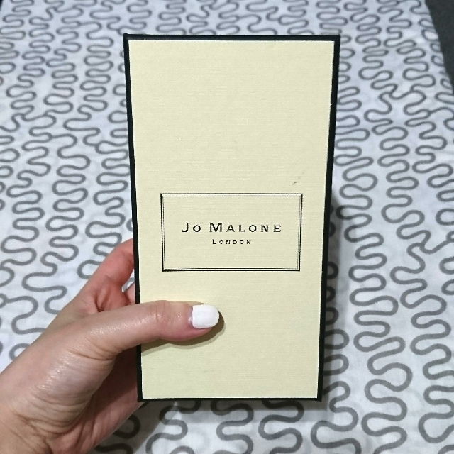 【全新】Jo Malone香水盒(100ml)