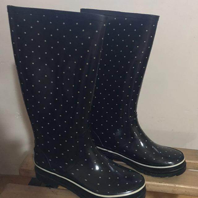 1abc6af3ee79 Kate Spade Wellingtons Rain Boots
