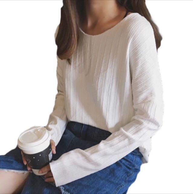 Korean Knit Top
