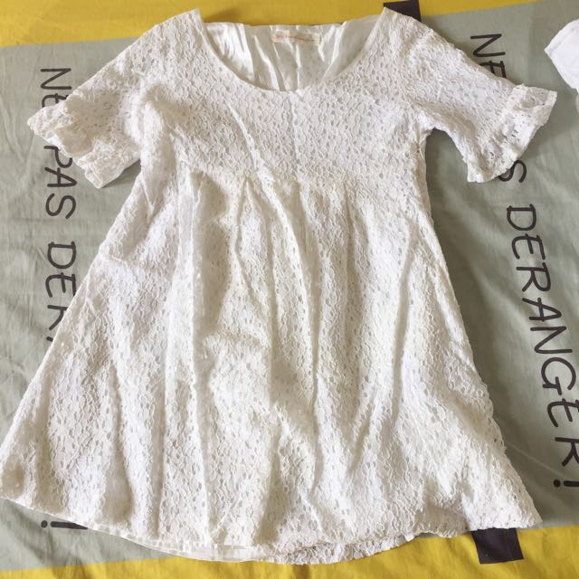 Lace Doll Top