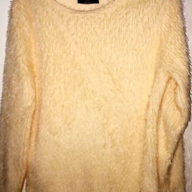 Long Sleeve fluffy