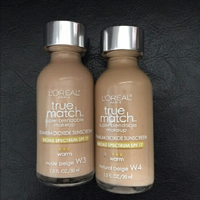 L'oreal true match blending makeup