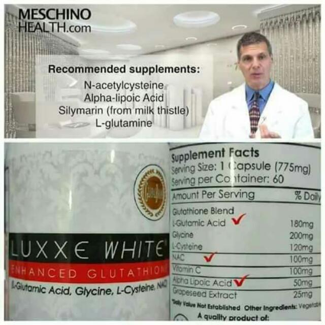 LUXXE WHITE, Health & Beauty, Skin, Bath, & Body on Carousell