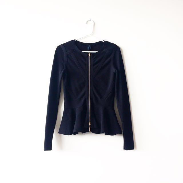 Marciano Peplum sweater