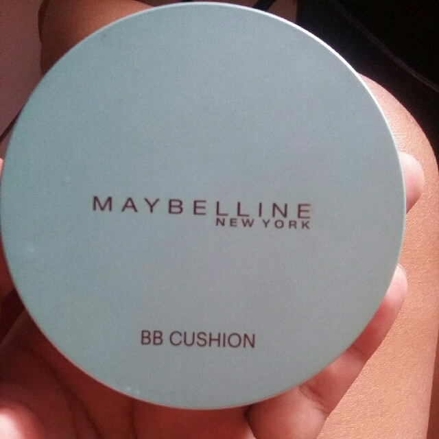 Maybelline BB Cushion FRESH MATTE  Warna Natural