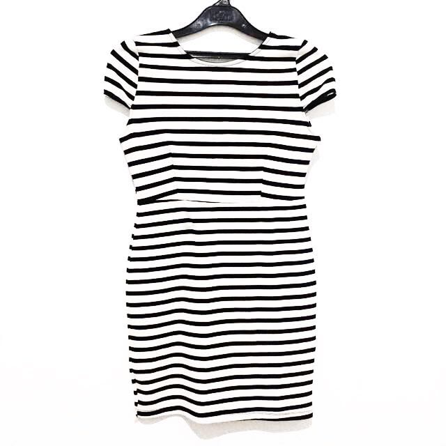 Mini Dress Stripe