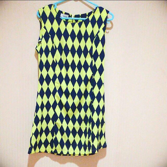 Neon Kyoto Dress